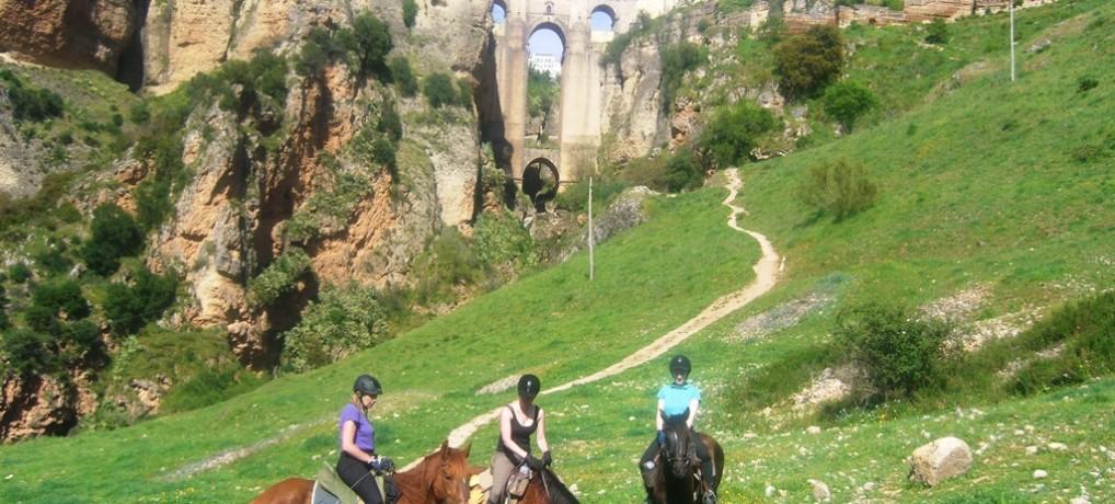Weeklong Horse Treks